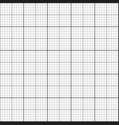 seamless coordinate grid background graphics vector image