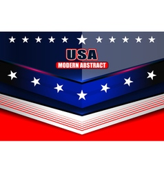 united states backgrounds template vector image