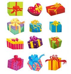 Presents vector image