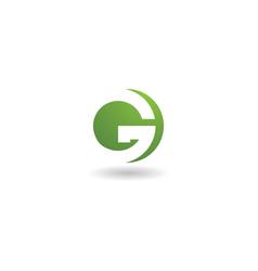 G letter logo business vector