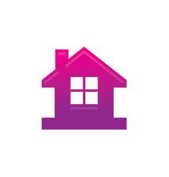 Home business contruction logo vector
