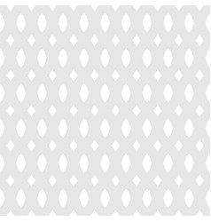 seamless decorative pattern simple grid vector image