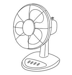 Set of fan vector