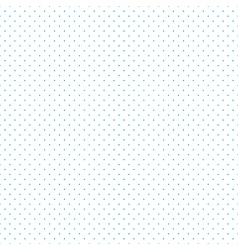 Blue dots white background vector
