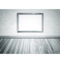 grey interior vector image vector image
