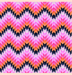 abstract geometric pattern background colorful vector image