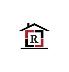 Real estate initial r vector