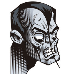 jerry only vector image vector image