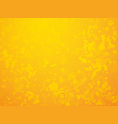 artistic yellow background forming by abstract vector image
