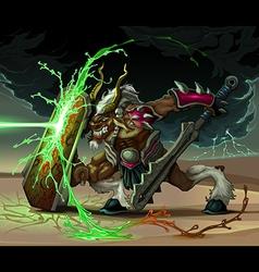 Battle 3 vector