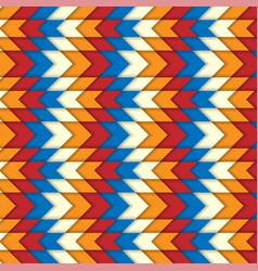 Seamless abstract pattern horizontal vector