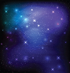 Space galaxy image 1110 vector