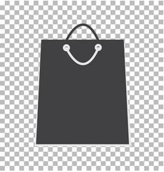 sale shopping bag icon shopping bag sign vector image