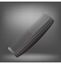 Grey Comb vector