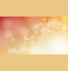 christmas confetti light flare blurred web page vector image