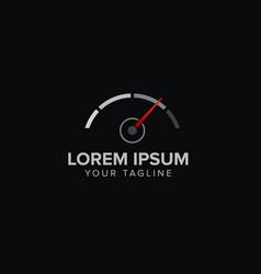 Creative automotive logo design concept design vector