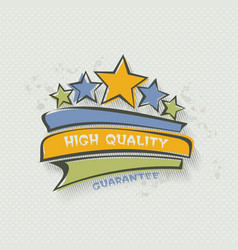 fat label high quality vector image