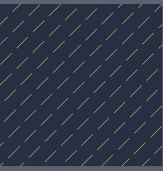 geometric seamless diagonal dash pattern vector image