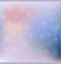 pink blue mesh background and transparent circles vector image vector image