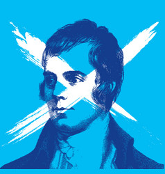 Burns night vector