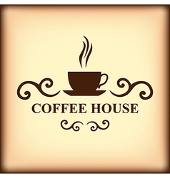 Coffeecap icon blur vector