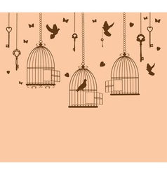 Doves free vector