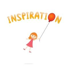 Inspiration vector