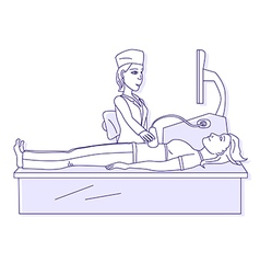 Medical ultrasound vector