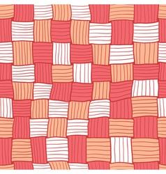 Netting seamless vector