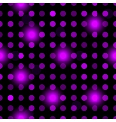 abstract bokeh light background vector image vector image