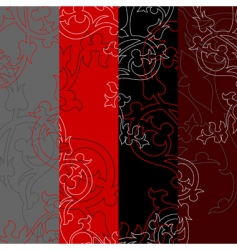 banner colored vector image vector image