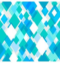 Modern Diamonds Seamless Pattern vector