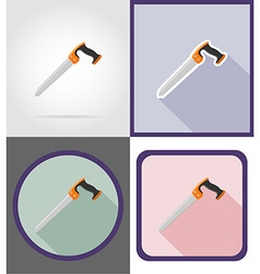 repair tools flat icons 07 vector image vector image