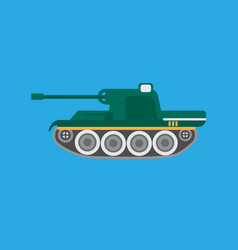tank icon set of great flat icons for vector image