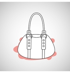 female wallet design vector image