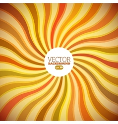 Vintage background with lines vector image