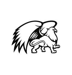 Griffin logo vector