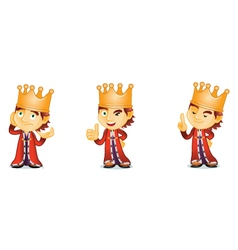 King 2 vector image