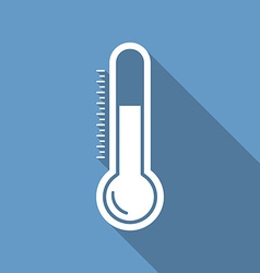 Thermometr icon vector image