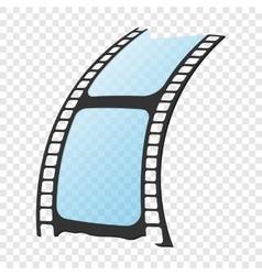 Video cartoon icon vector image