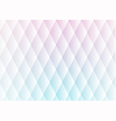 Abstract triangles soft light pattern background vector