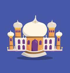 Alladin mosque 13 vector