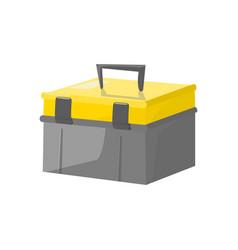 Isolated toolbox cartoon grafic style vector