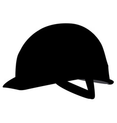 safety helmet icons vector image