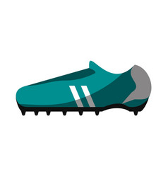 Soccer or football related icon imag vector