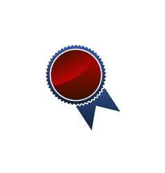 Template emblem blank vector
