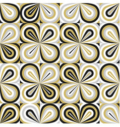 trendy seamless decorative pattern - colorful vector image