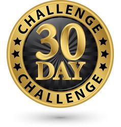 30 day challenge golden label vector