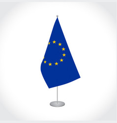 European union eu flag vector