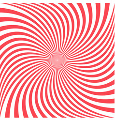 red spiral background - graphic vector image